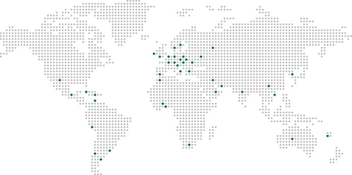 tecseal-mapa-mundo